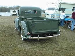 1940 Ford Pickup Interior Trucks