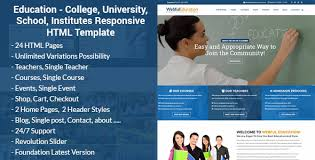 education u2013 college university institutes responsive