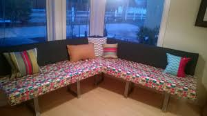 cushioned benches cushioned benches with metal bench legs bench