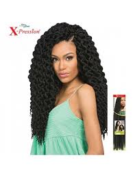 human curly hair for crotchet braiding outre synthetic crochet braid x pression cuevana twist out braid