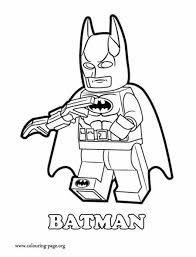 lego batman coloring pages printable
