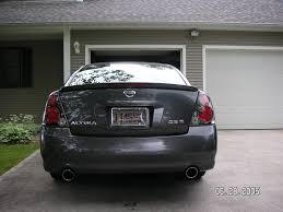 Nissan Altima 2005 - vt 2005 nissan altima s er 6 speed w 83 500k 11 000 00 nissan