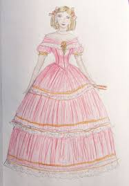 fancy frilly victorian dress by taylor of the phunk on deviantart