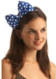 polka dot hair beauty do or don t really big girl hair accessories