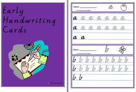 early handwriting vic modern cursive abc teaching resources