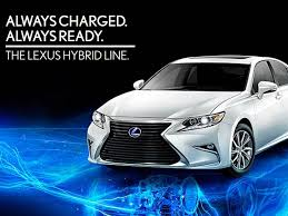 where do they lexus cars lexus says no to in hybrids our customers will get the car