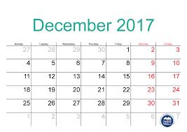 printable december 2016 calendar pdf 2017 december calendar printable printable 2017 calendar