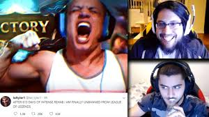 Challenge Trick2g New Riot Officially Unbans Tyler1 1 5 18 Yassuo Reacts
