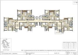 Emirates Stadium Floor Plan Residential Flats In Rajarhat Newtown Elita Garden Vista