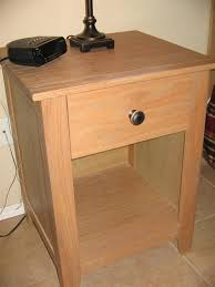Craftsman Style Computer Desk Craftsman Style Nightstands Buildsomething Com