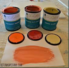 custom coral paint color recipe west coast coral refunk my junk