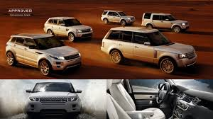 Certified Pre Owned Luxury Suvs Land Rover Usa
