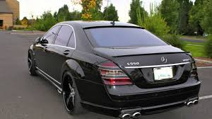 mercedes 2007 s550 for sale sold mercedes s550 wald