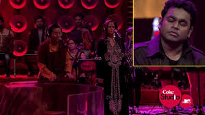 mtv unplugged india mp3 download ar rahman ar rahman song zariya for coke studio mtv spiritual fusion at its