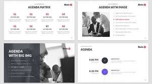 5 powerpoint templates for efficient meetings
