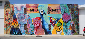 Paint By Number Mural by Murals Cushy Gigs