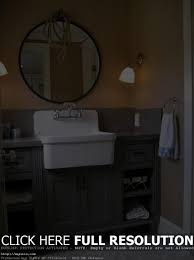 17 Bathroom Vanity by Farm Sink Bathroom Vanity Bathroom Decoration