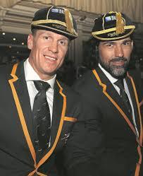 springbok captain steals show news24