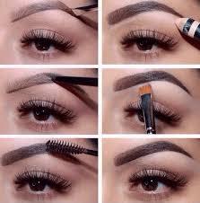 How To Do Eyebrow How To Do Perfect Shaped Eyebrows U2013 World Novelties Makeup 2017