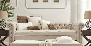 Red Leather Chaise Lounge Chairs Daybed Daybed Couch Wonderful Daybed Lounge Source Terrifying