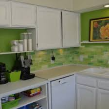 green kitchen backsplash tile awesome green backsplash tiles on kitchen with green glass subway