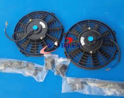 10 inch radiator fan 2 pcs universal 10 inch electric radiator fan mounting