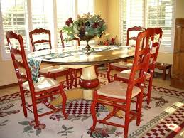 French Country Chair Cushions French Country Dining Table Chairs Room Set Furniture Sets