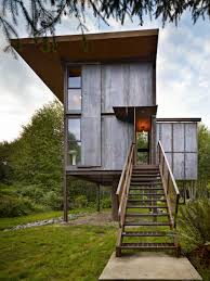 Cabins Designs Johnsen Schmaling Architects Office Archdaily
