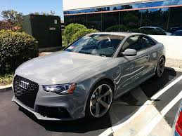 nardo grey s5 2014 audi rs5 quattro 2014 audi rs5 quattro in audi exclus u2026 flickr