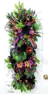 best 25 halloween deco mesh ideas on pinterest deco wreaths