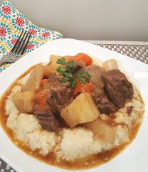 pressure cooker beef stew with root vegetables this old gal