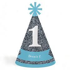 1st birthday boy to be one 1st birthday boy cone happy birthday party