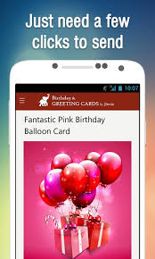 free birthday u0026 greeting cards android apps on google play