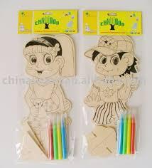 list manufacturers of kids wood craft kit paint buy kids wood