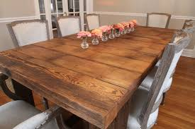 wood kitchen furniture great rustic wood dining table sale rustics log furniture within