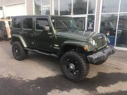 2007 green jeep wrangler green jeep wrangler in connecticut for sale used cars on