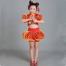 costume new year lantern costume for children lantern costume