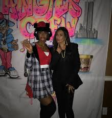 Rick James Halloween Costume Reginae Carter Bae Dress Wayne Toya