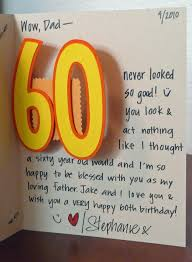 60 year birthday card a card for s 60th birthday cards by