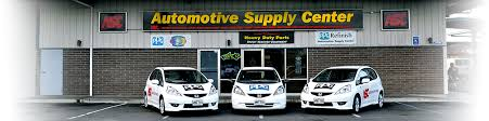 asc has a huge inventory of auto parts supplies and paint