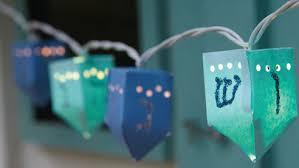 decorations for hanukkah 14 festive hanukkah décor ideas southern living