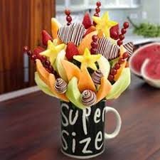 eatables arrangements pin by winnie on baby shower edible fruit arrangements