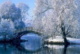 japan tag wallpapers snow japan garden lake nature winter bridge