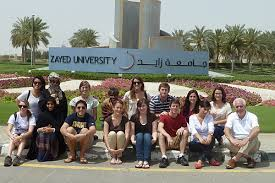 Delaware is it safe to travel to dubai images Students from ud dubai gain new understanding through novel jpg