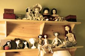 on the shelf doll black eyed dolls and oddities august 2008