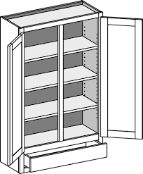 How Tall Are Kitchen Cabinets Wall Cabinets Cabinet Joint