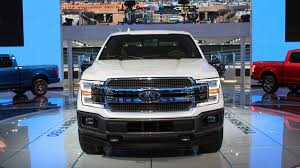 Ford Diesel Truck 2016 - new ford f 150 diesel and front end photos from the 2017 detroit