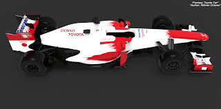 toyota car models fantasy toyota f1 car racedepartment