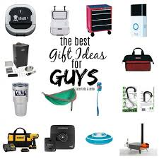 the best gift ideas for guys tons of gifts any would