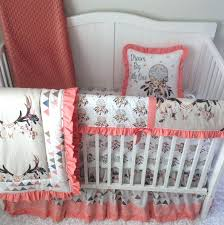 articles with cow print crib bedding set tag appealing cow